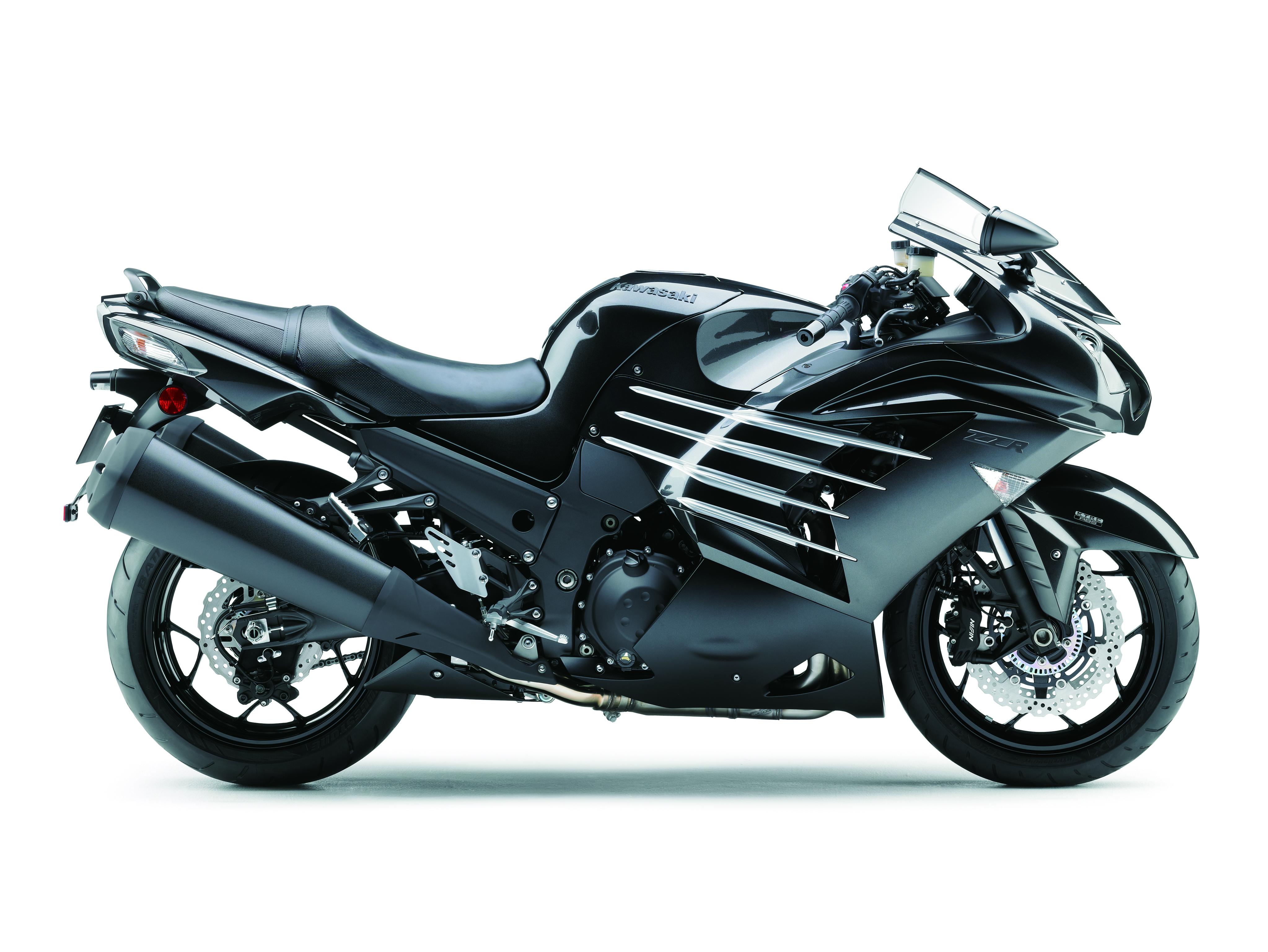 2016 Kawasaki ZZR1400 revealed