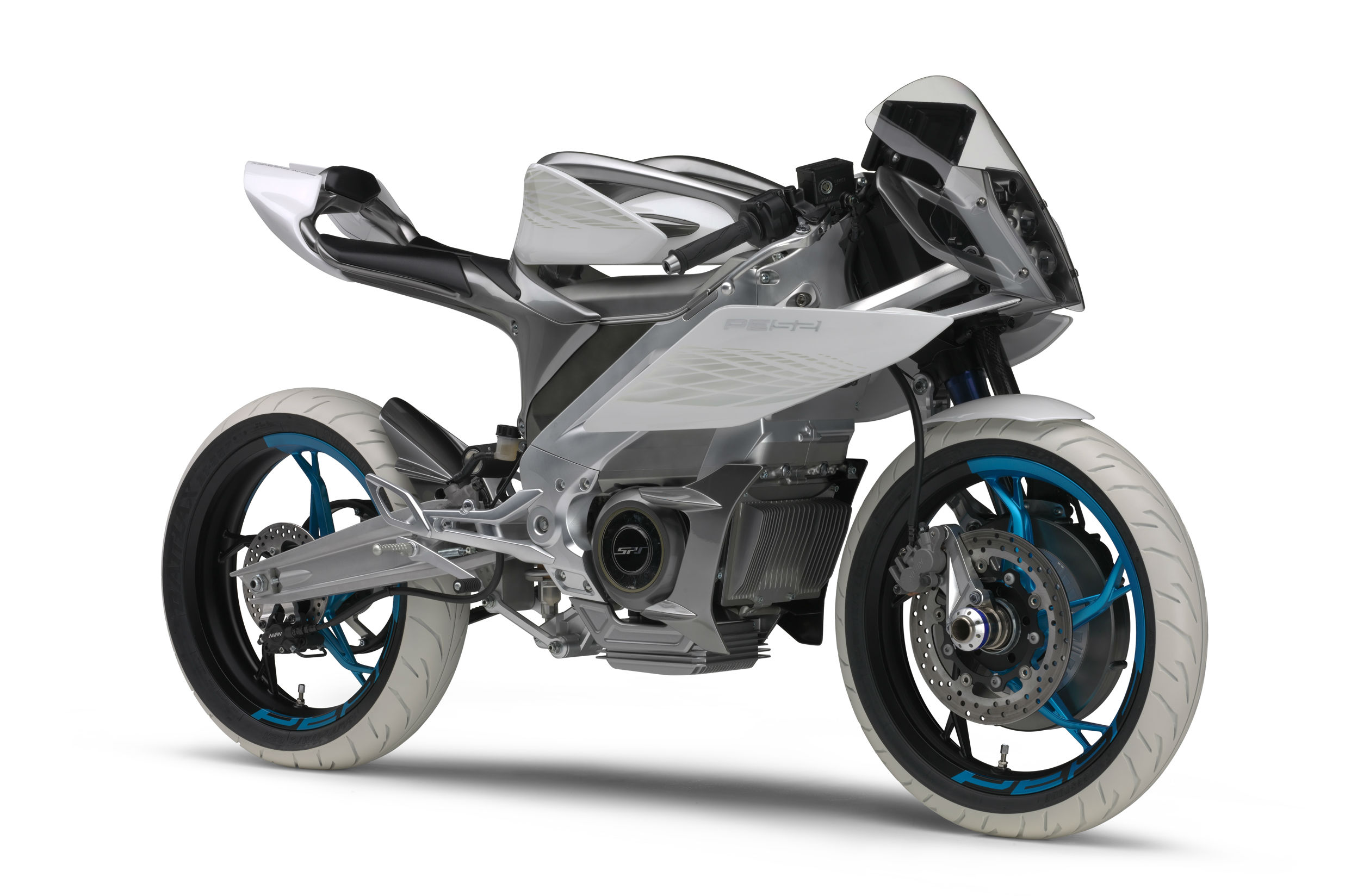 yamaha reveals new electric bikes visordown. Black Bedroom Furniture Sets. Home Design Ideas