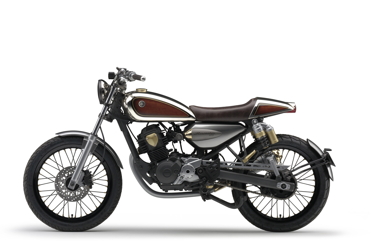 Yamaha Resonator 125 concept