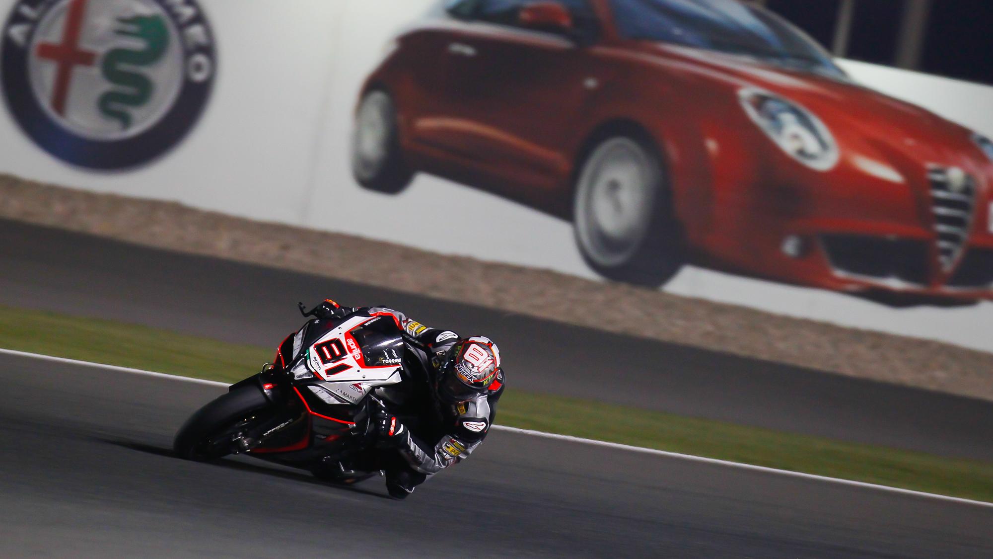 WSBK 2015: Qatar race one results
