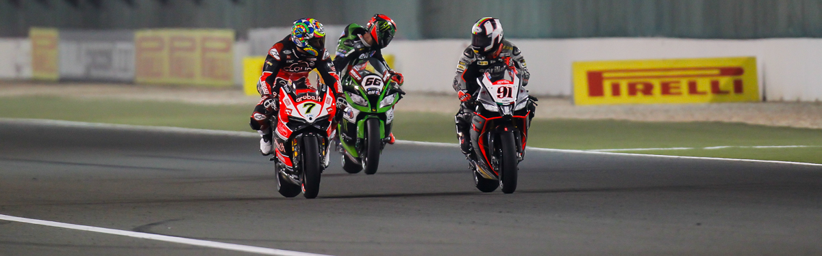 WSBK 2015: Qatar race two results