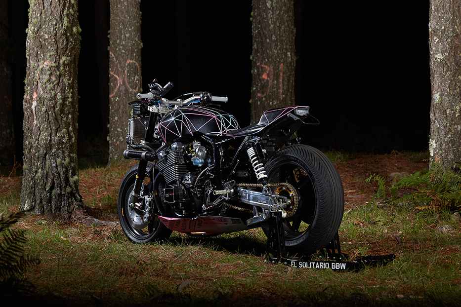 Yamaha XJR1300 special