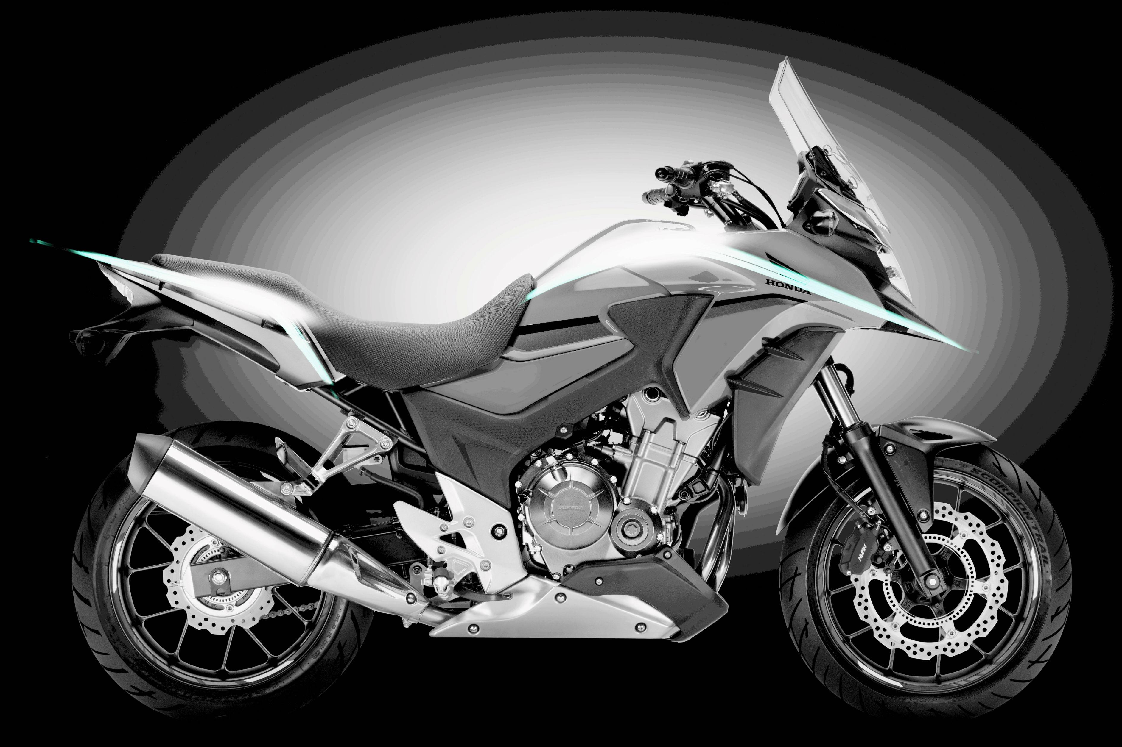 2016 Honda CB500X first look