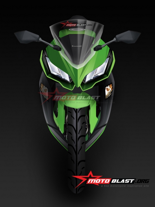 Will the Ninja 300 be updated for 2016?