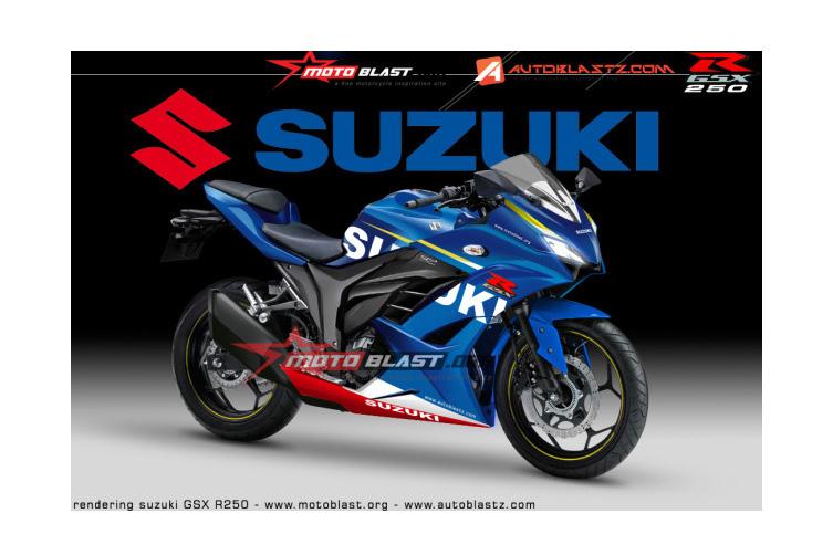 Will Suzuki unveil a GSX-R250 in Tokyo?