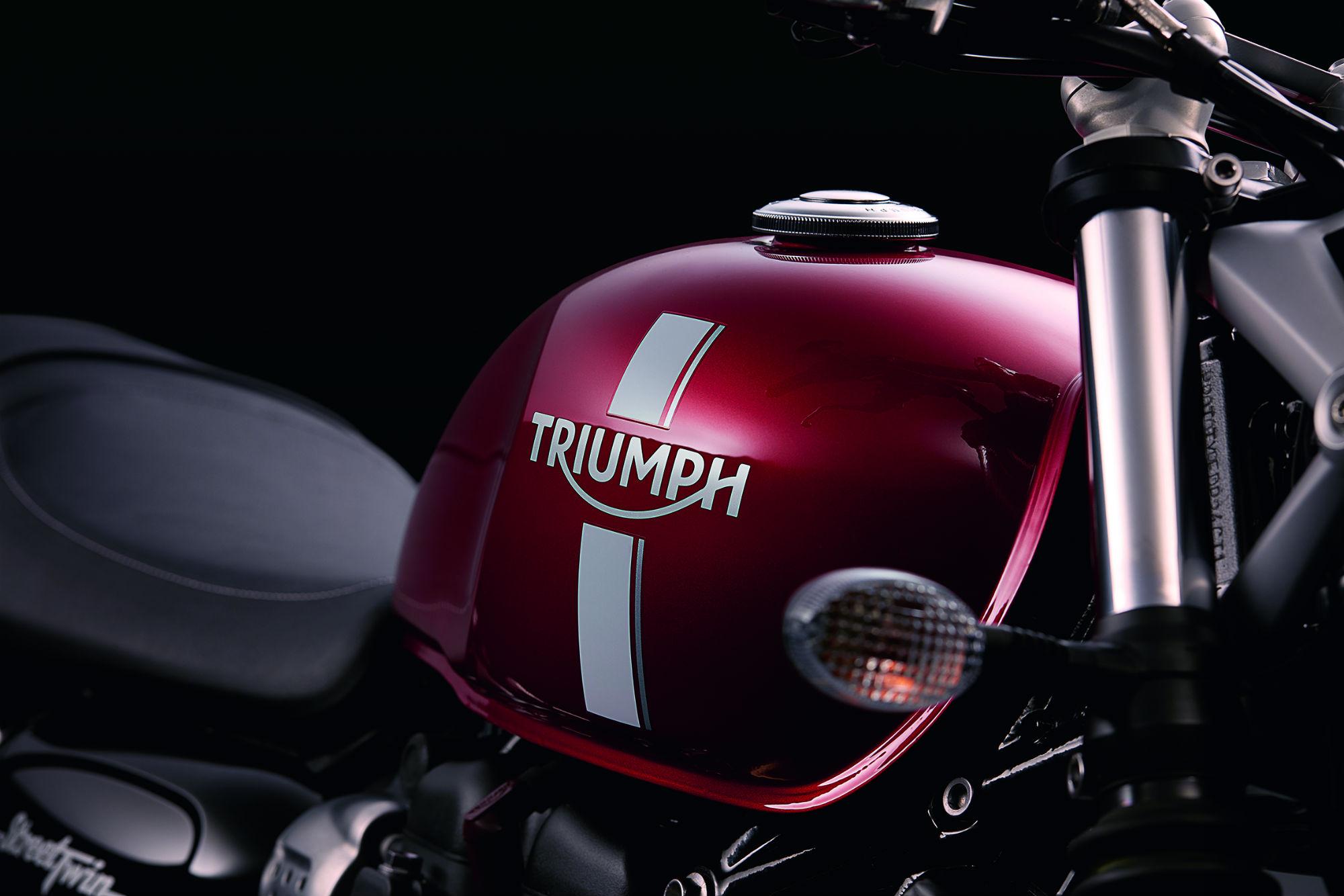 New Triumph Bonneville family revealed