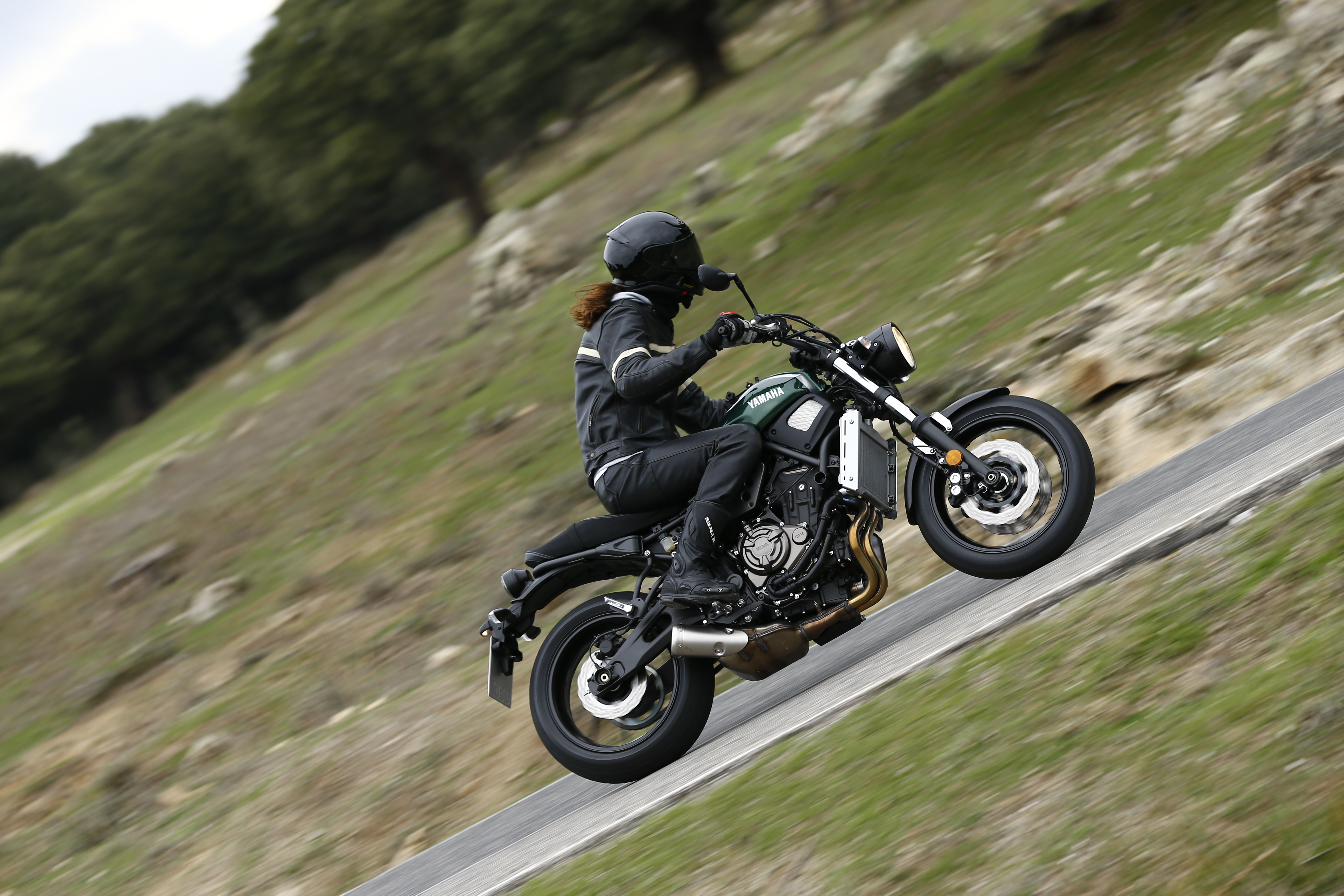 First ride: Yamaha XSR700 review