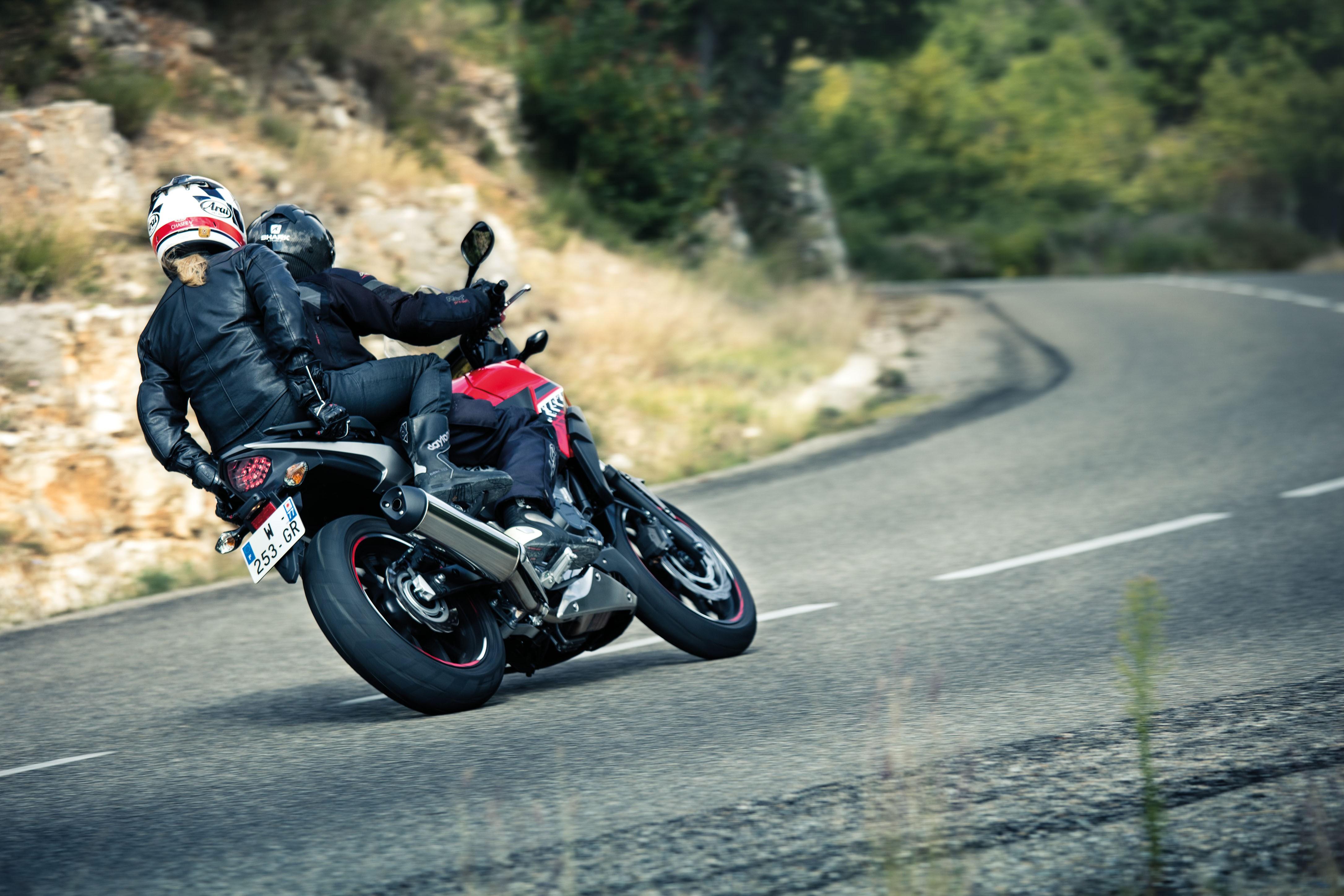 2016 Honda CB500X revealed