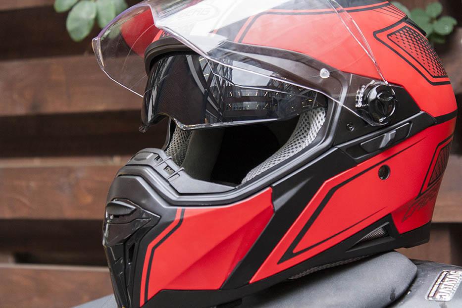 Review: Caberg Stunt helmet, £130