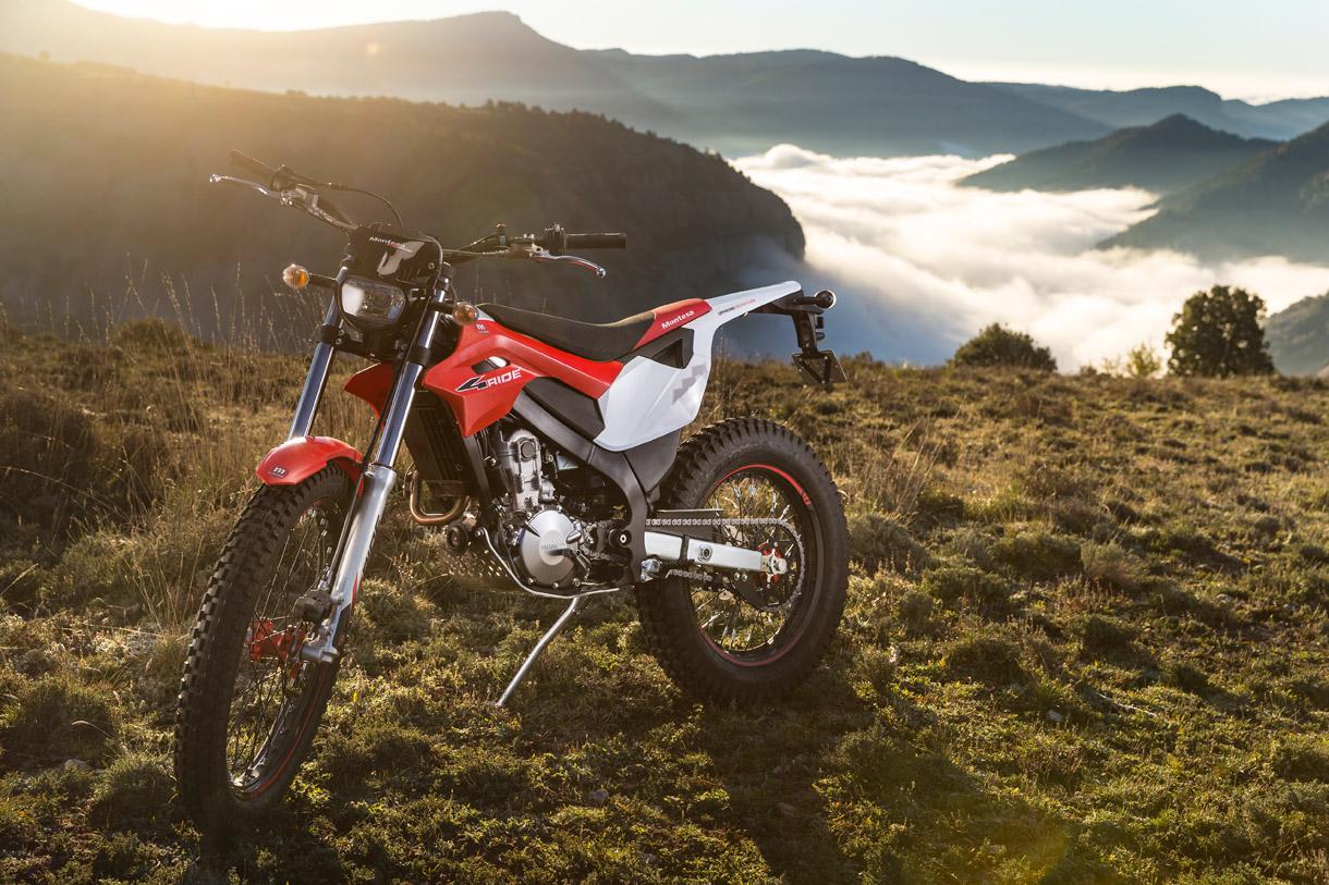 Montesa unveils its new 4Ride