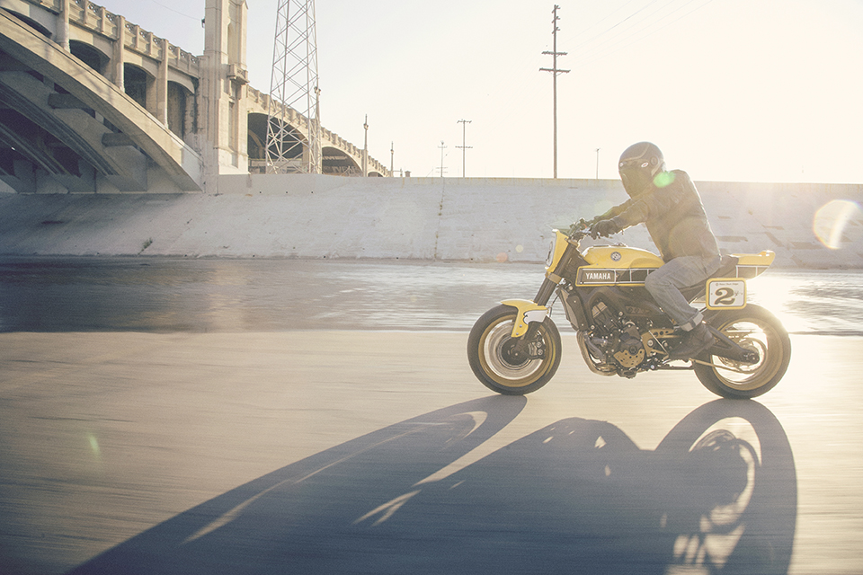 Yamaha XSR900 confirmed