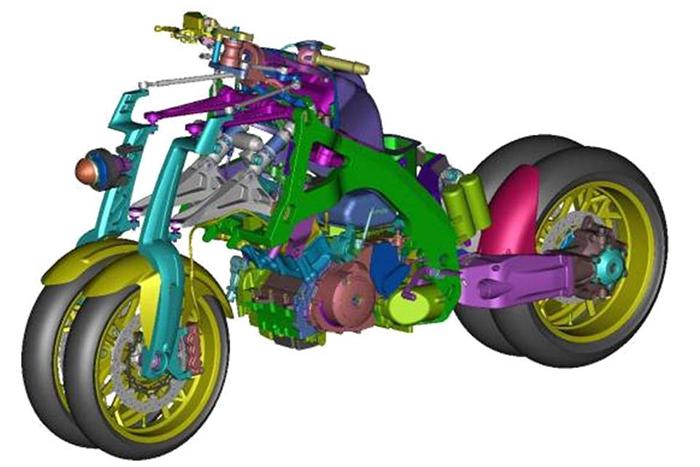 How Yamaha nearly produced the Tesseract