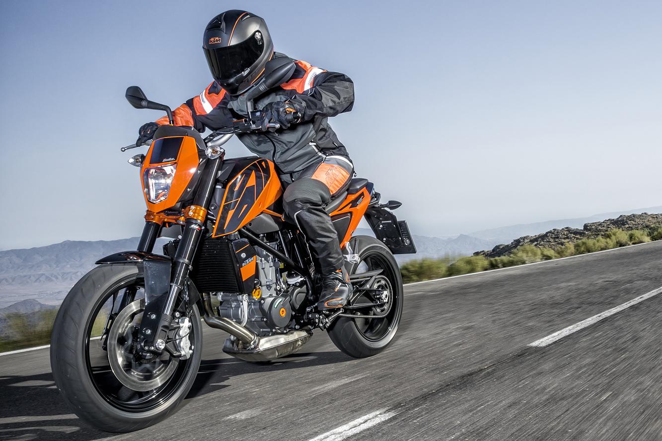 KTM announces new 690 Duke and 690 Duke R