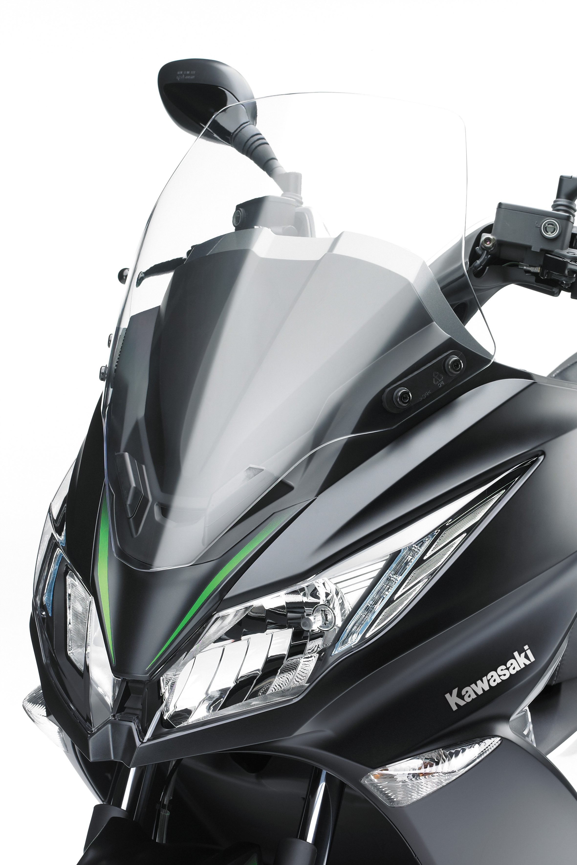 Kawasaki announces its first 125cc scooter - the J125