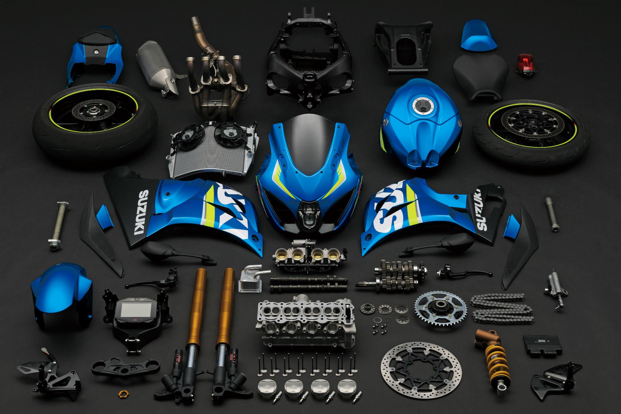 Finally - Suzuki's new GSX-R1000! | Visordown