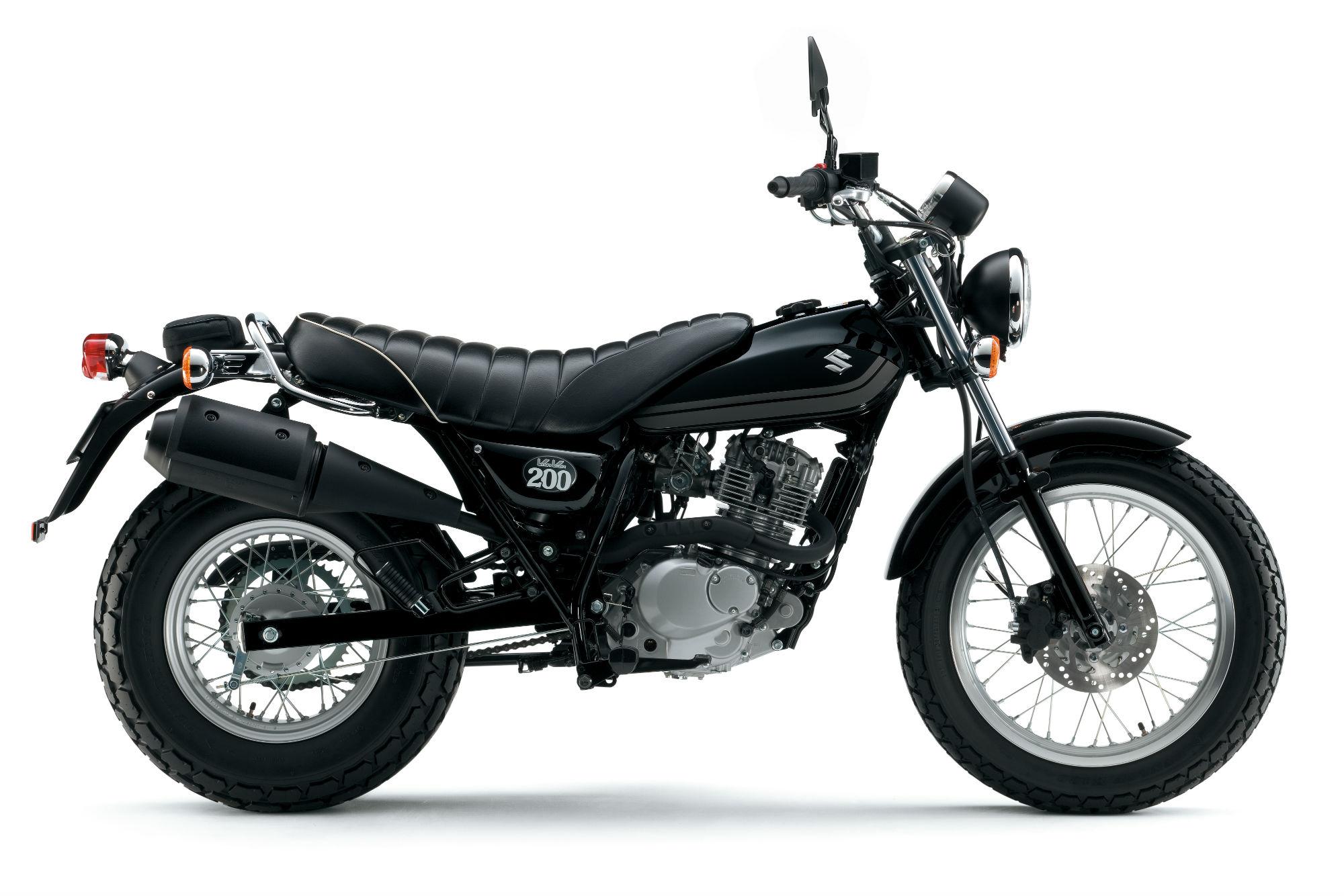 New Suzuki VanVan 200