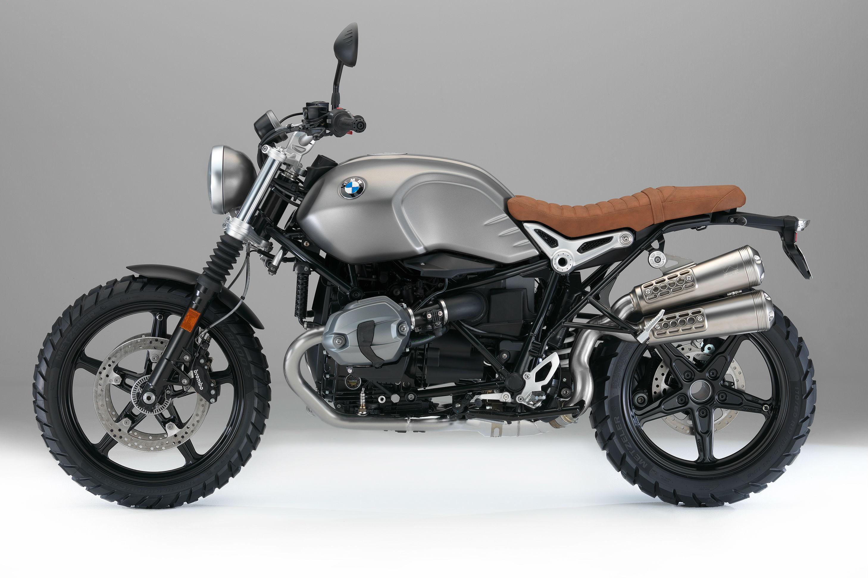 BMW reveals R nineT Scrambler