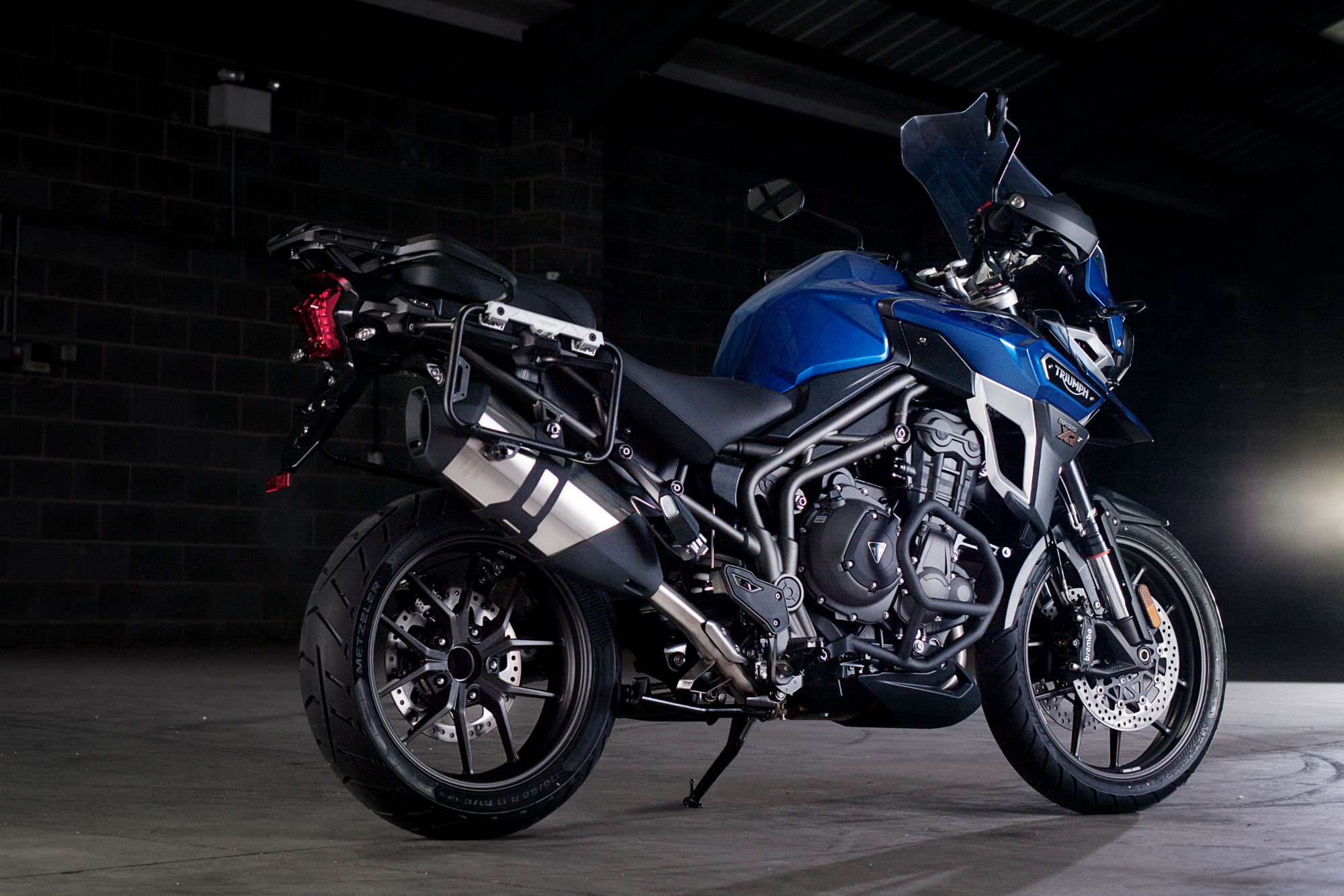 2016 Triumph Tiger Explorer Debuts Visordown