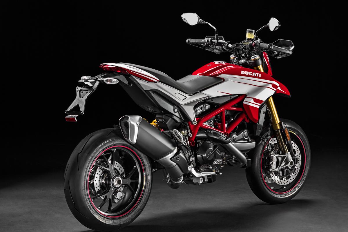 New Ducati Hypermotard 939 & 939 SP and Hyperstrada 939