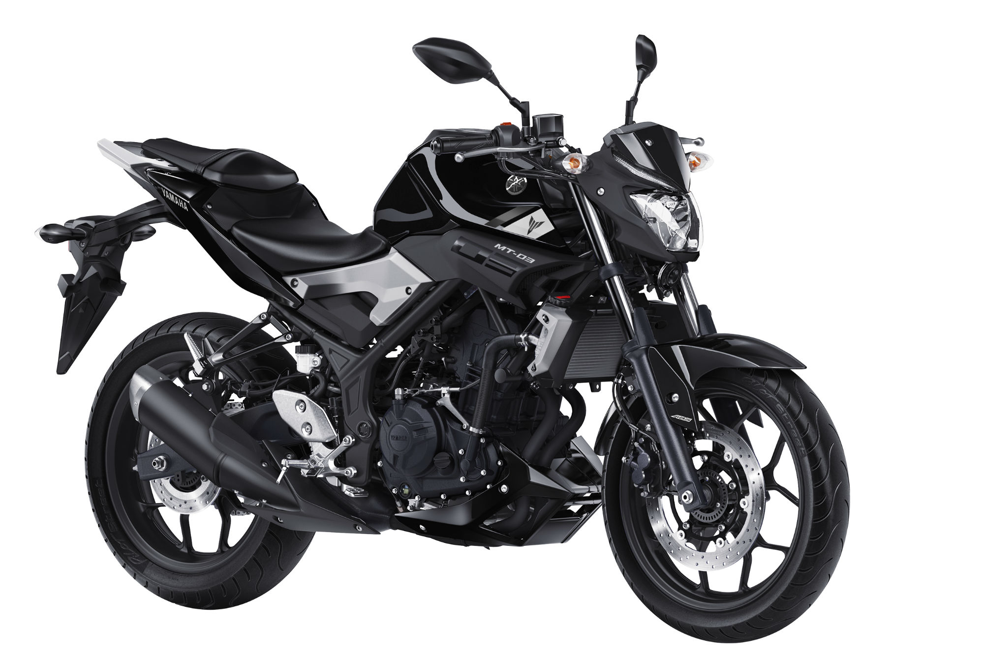 Yamaha mt 03 unveiled visordown for Yamaha mt10 price