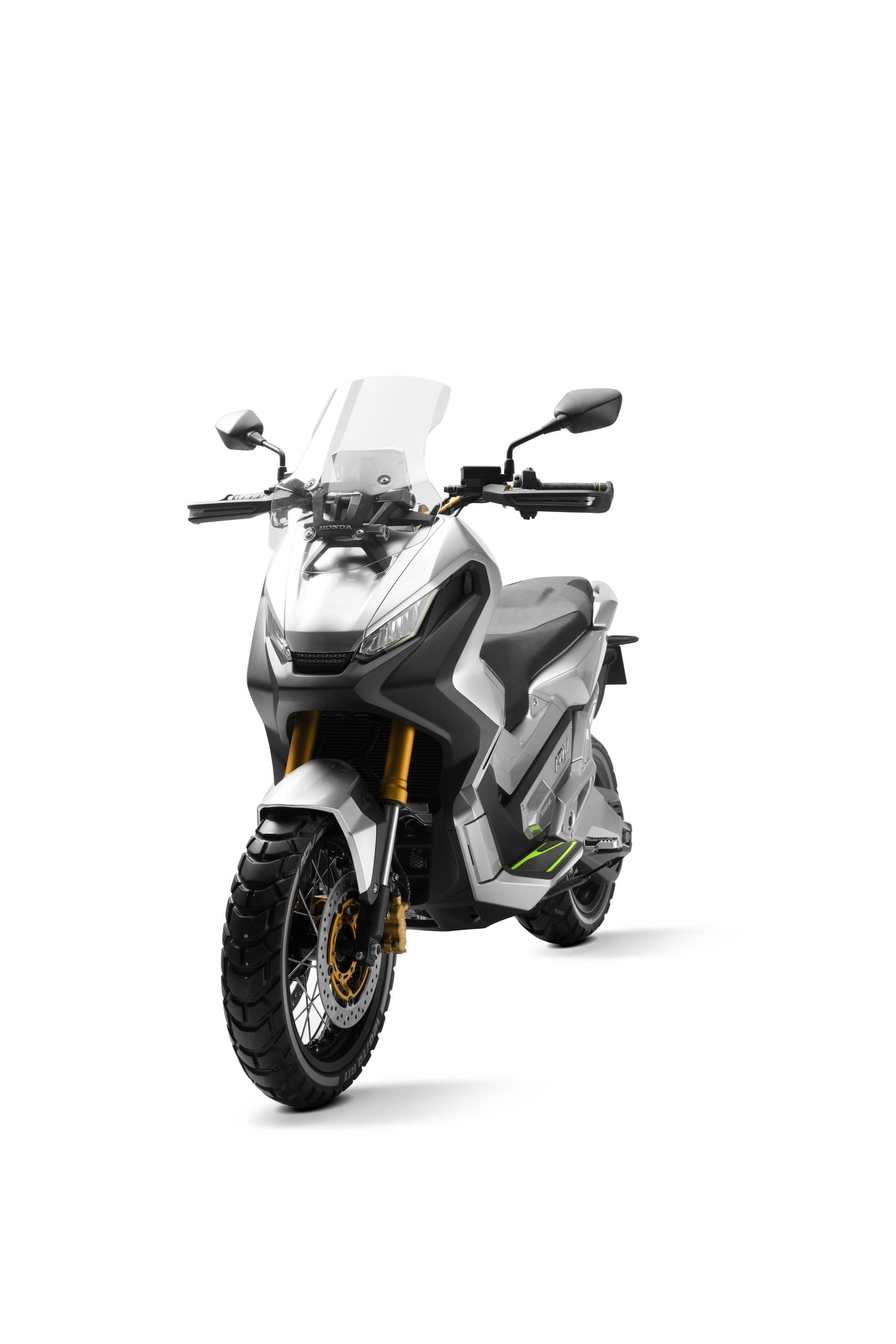 Honda shows new 'City Adventure' concept at Eicma