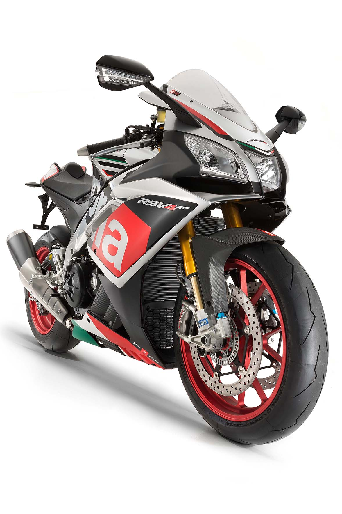 aprilia updates the rsv4 and introduces  | visordown