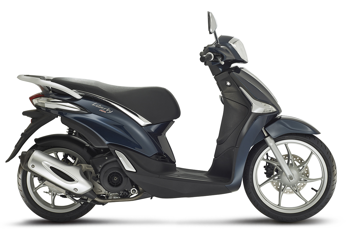 Piaggio launches new Medley scooter plus updates to existing models