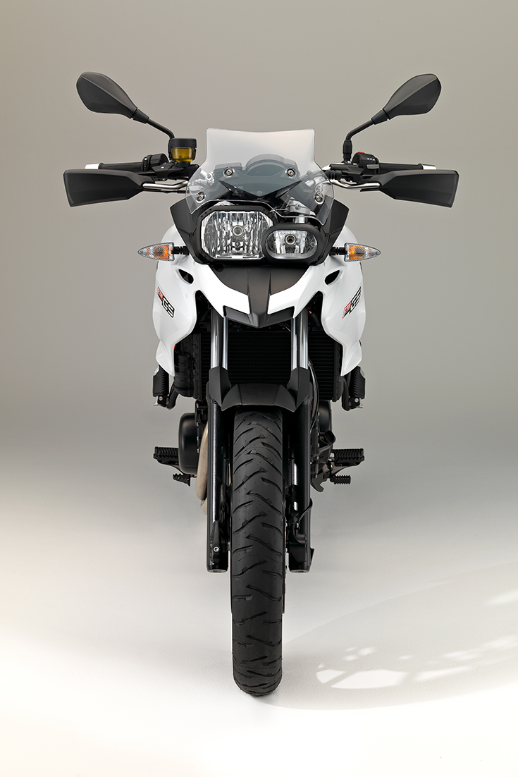 Cosmetic updates for 2016 BMW F 700 GS and F 800 GS