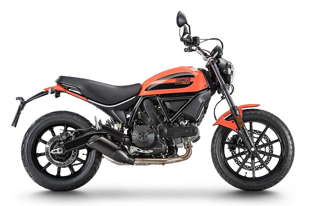 The new Ducati Scrambler Sixty2