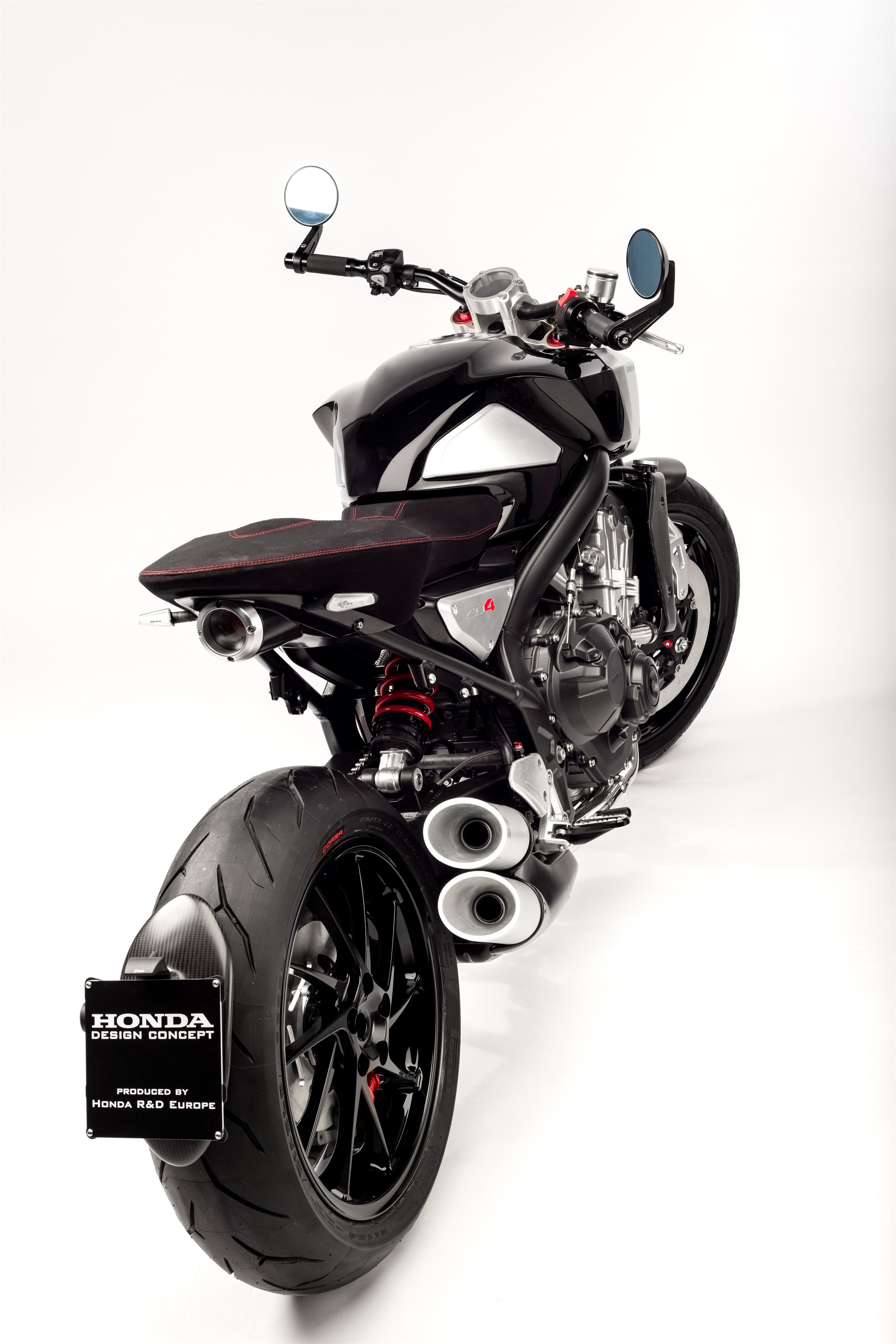 Honda's scrambler