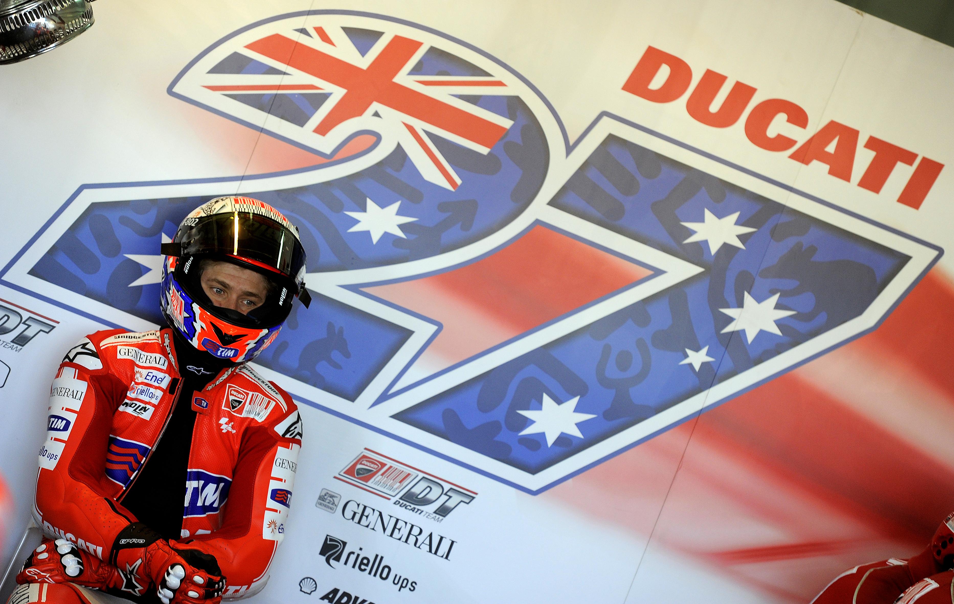 Ducati confirm Casey Stoner's return