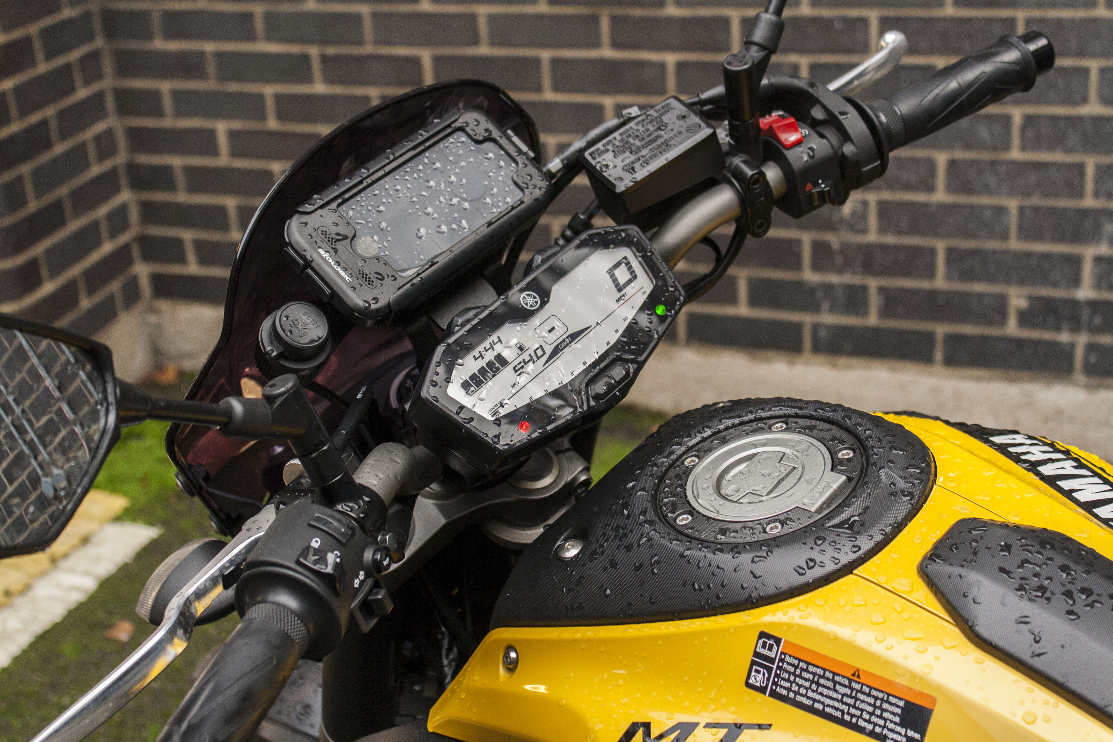 Road test: seven thoughts after seven days with an MT-07