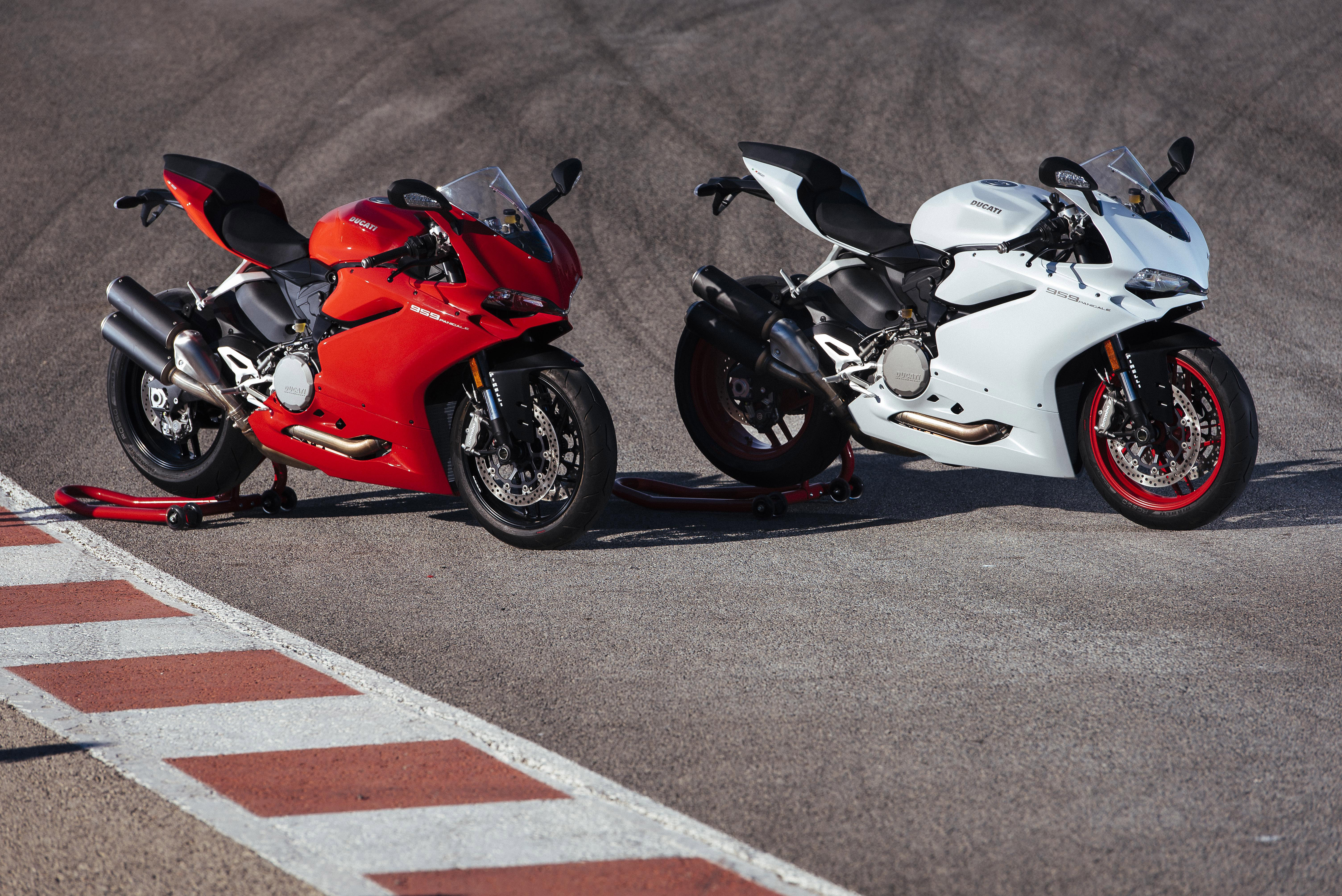 First ride: Ducati 959 Panigale review