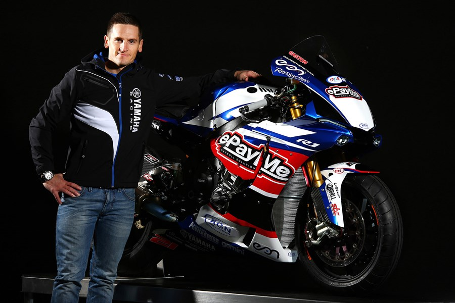 Tommy Hill's ePayME Yamaha livery unveiled