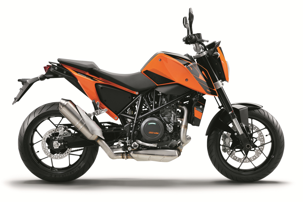 First ride: KTM 690 Duke and 690 Duke R review