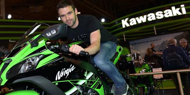 William Dunlop signs deal with MMS Kawasaki