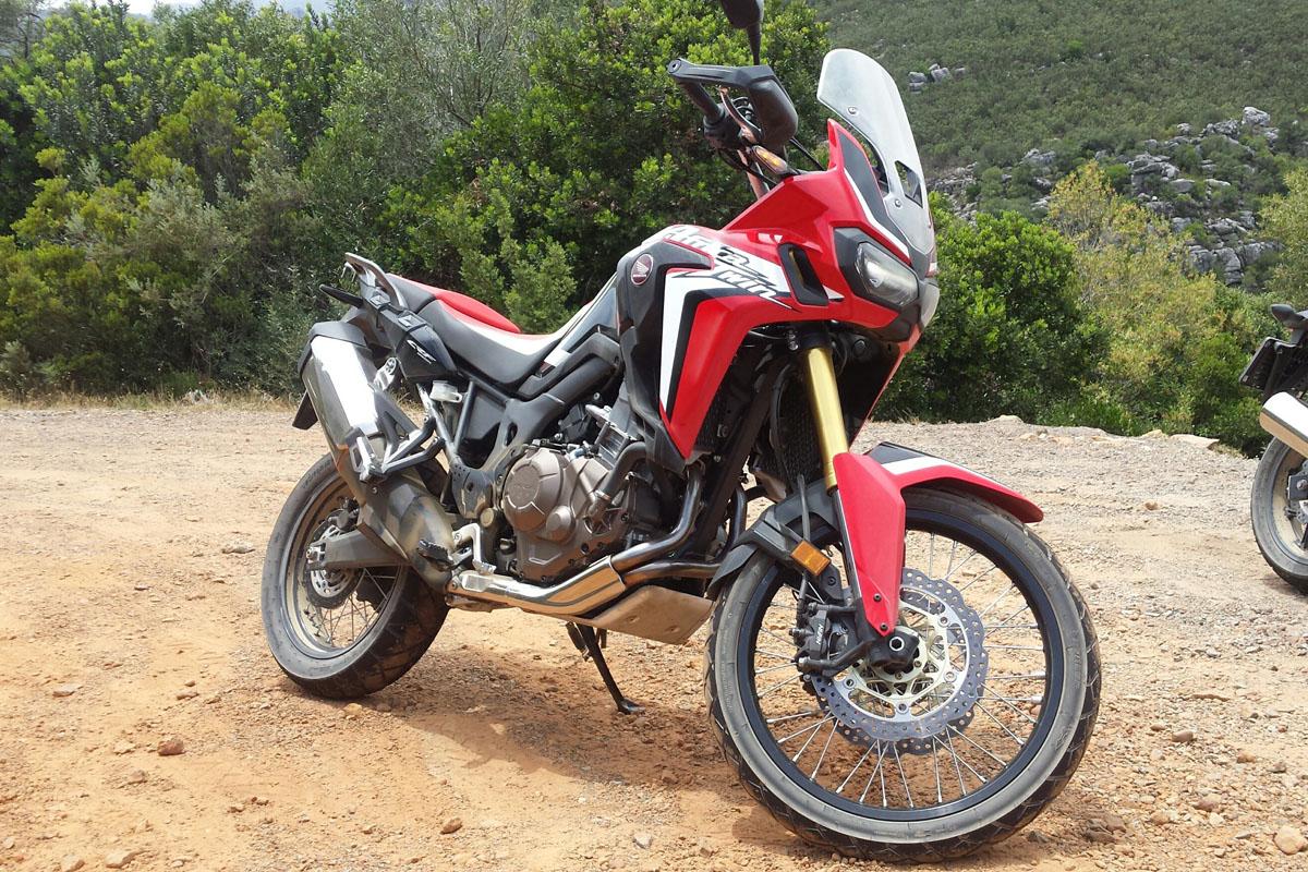 First impressions: Honda Africa Twin CRF1000L