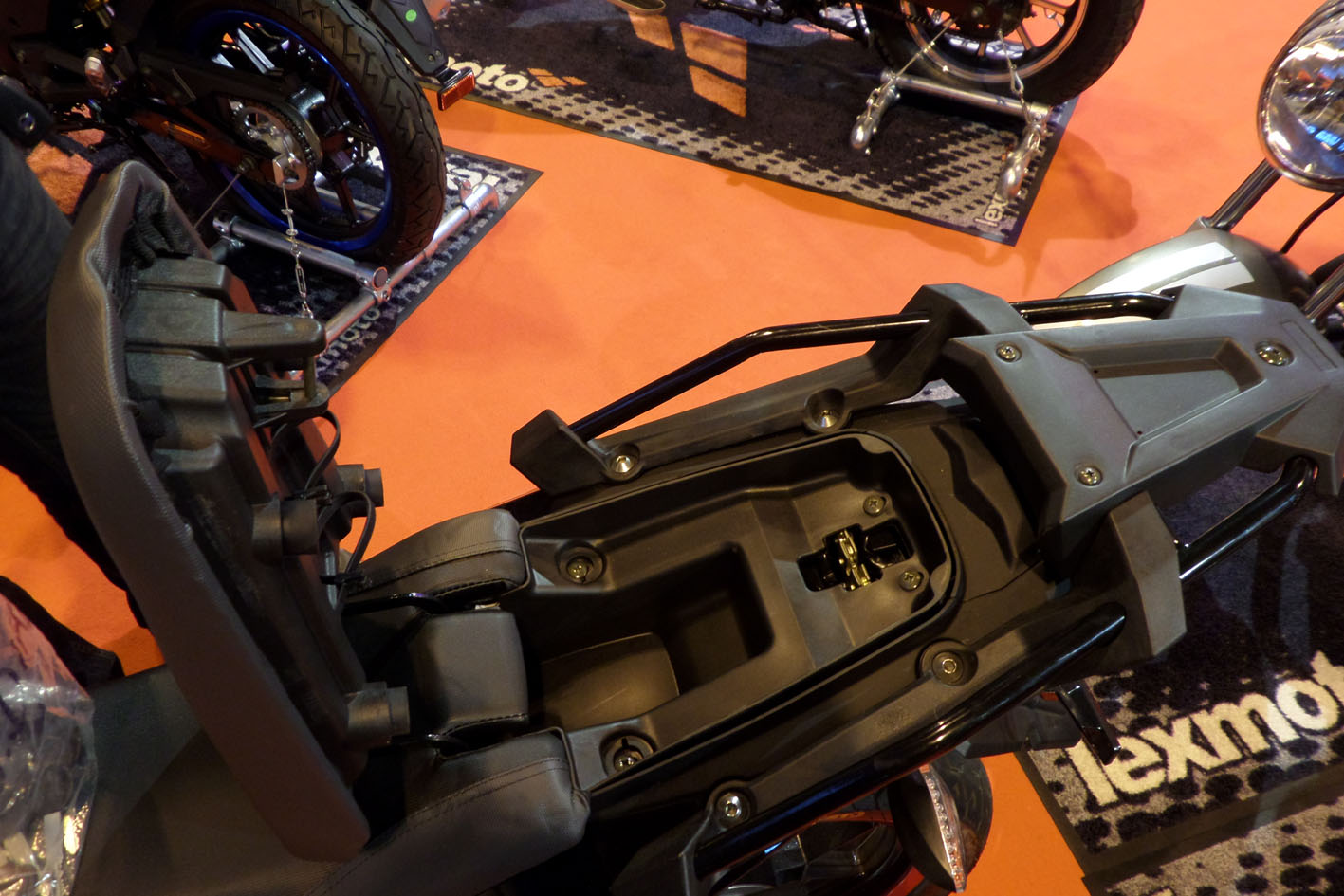 Here's a closer look at Lexmoto's 2016 range