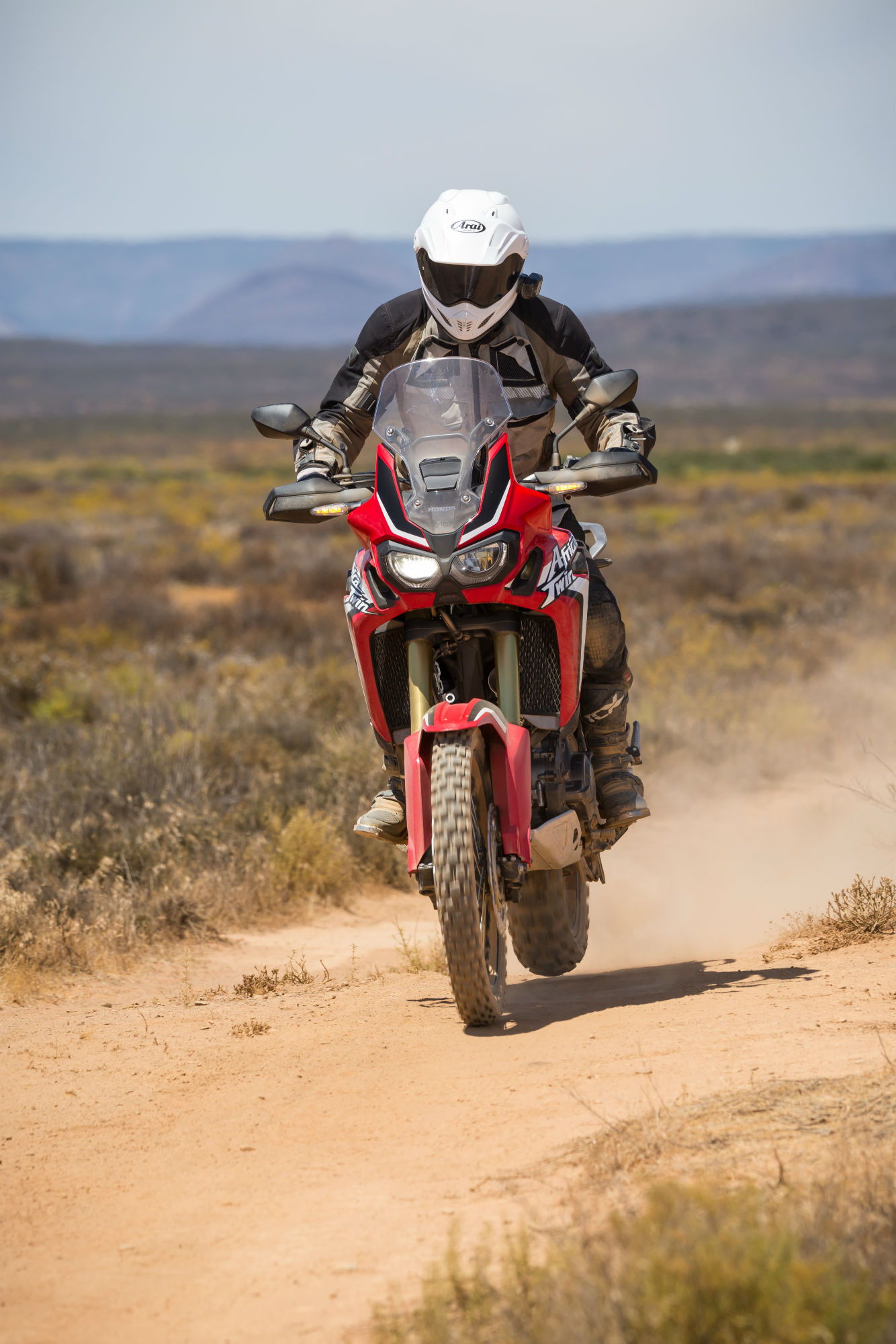 First ride: Honda Africa Twin CRF1000L review