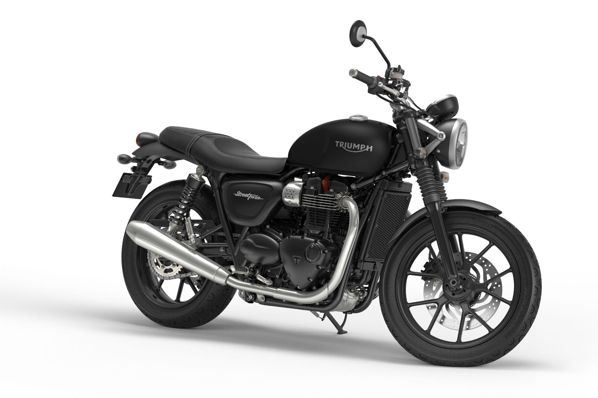 Triumph Bonneville pricing and specs revealed