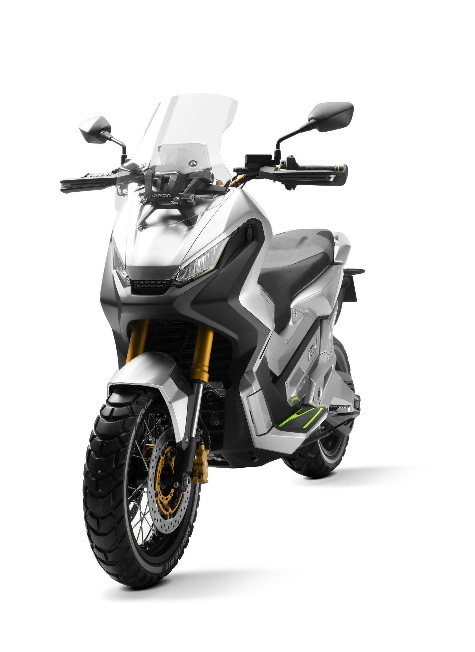 Honda's adventure scooter 'available... | Visordown
