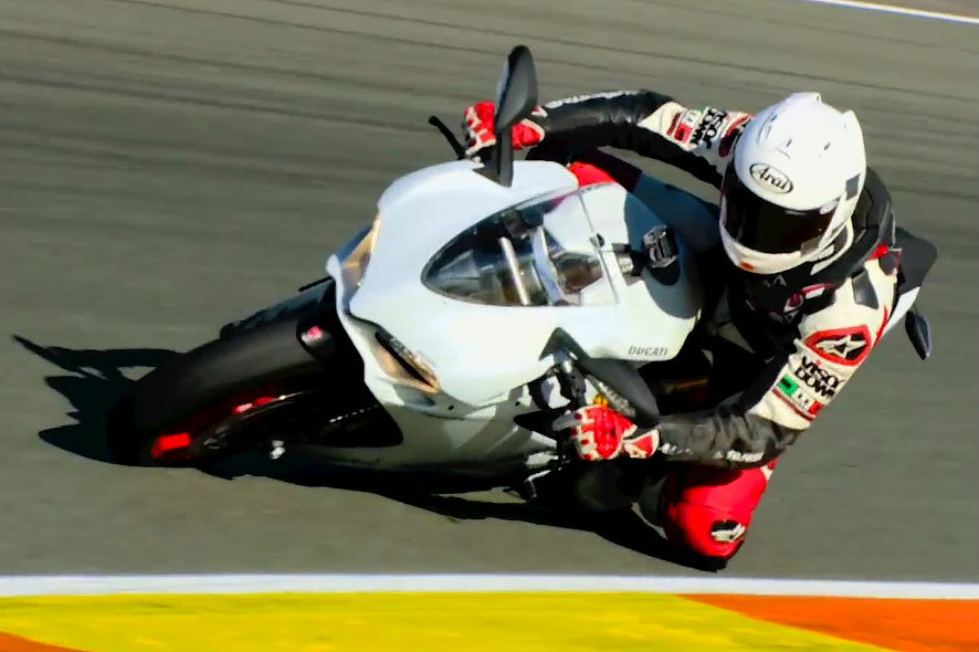 Ducati 959 Panigale video review