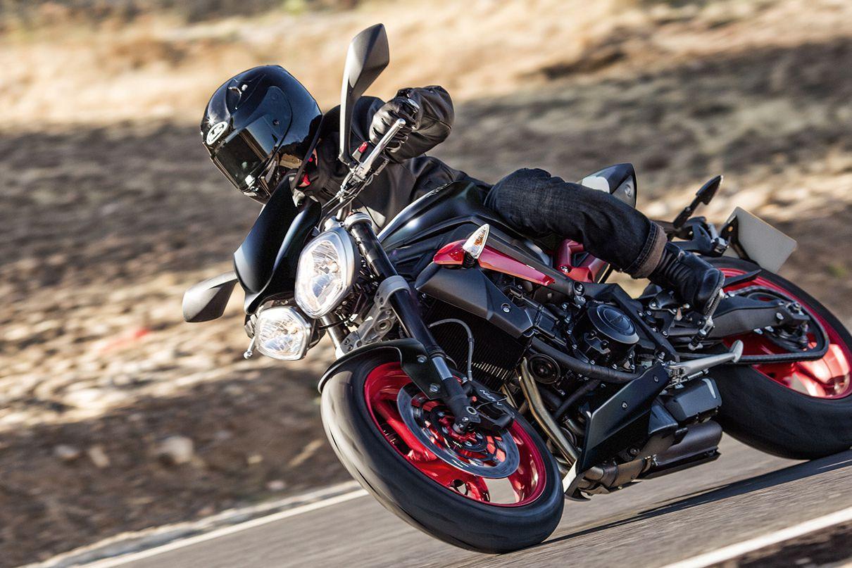 Triumph launches Street Triple RX 'Black'