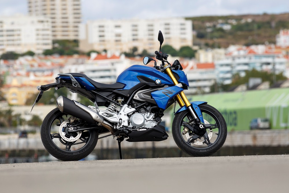 Is TVS about to unveil a fully-faired version of the BMW G310R?