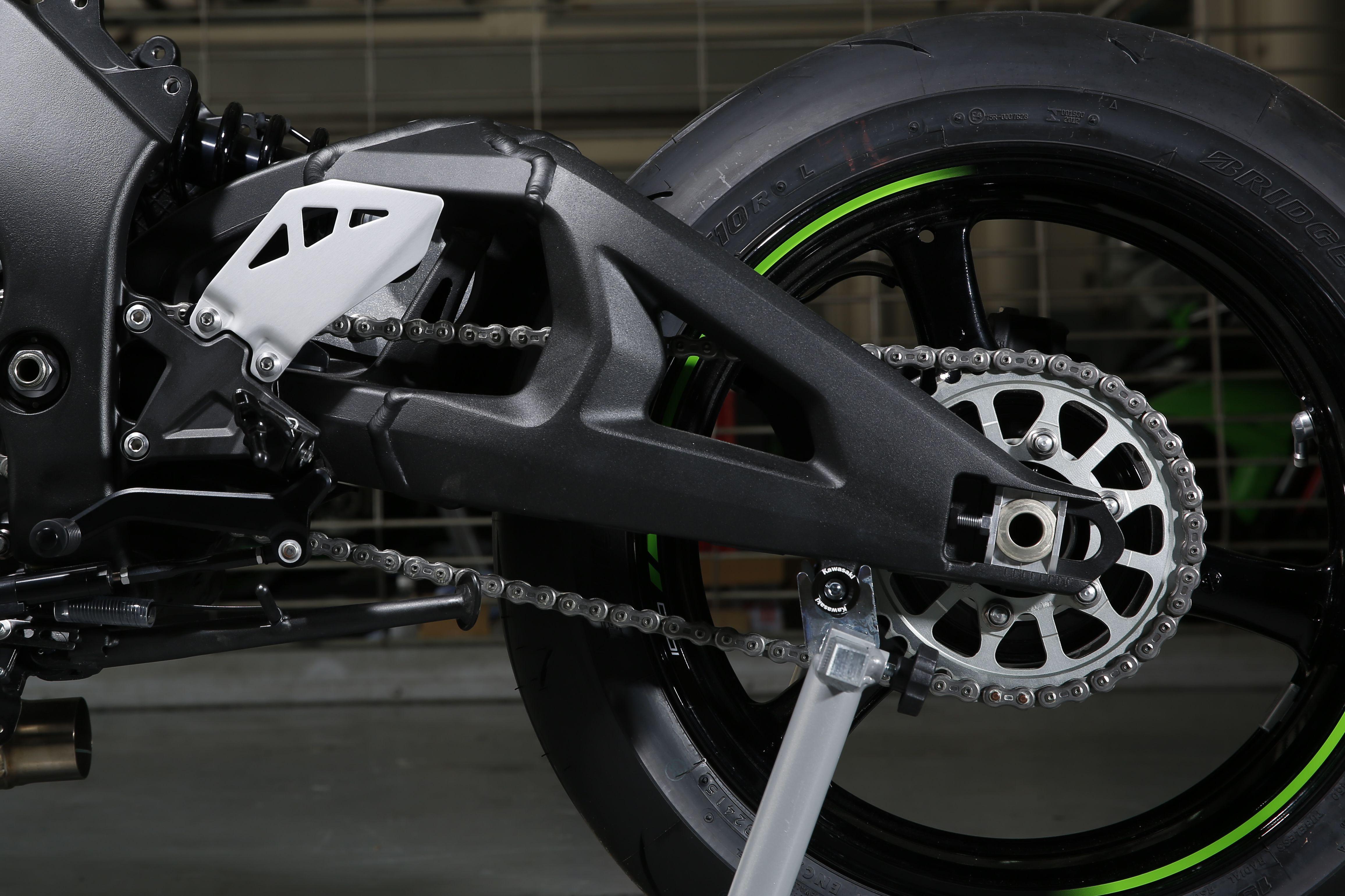 First ride: 2016 Kawasaki ZX-10R review   Visordown