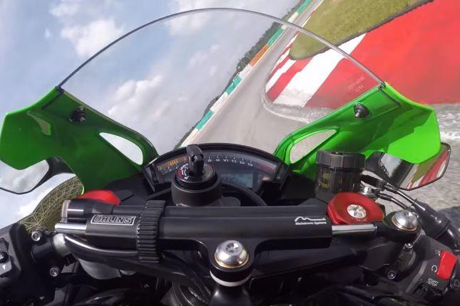 kawasaki zx10r top speed | visordown