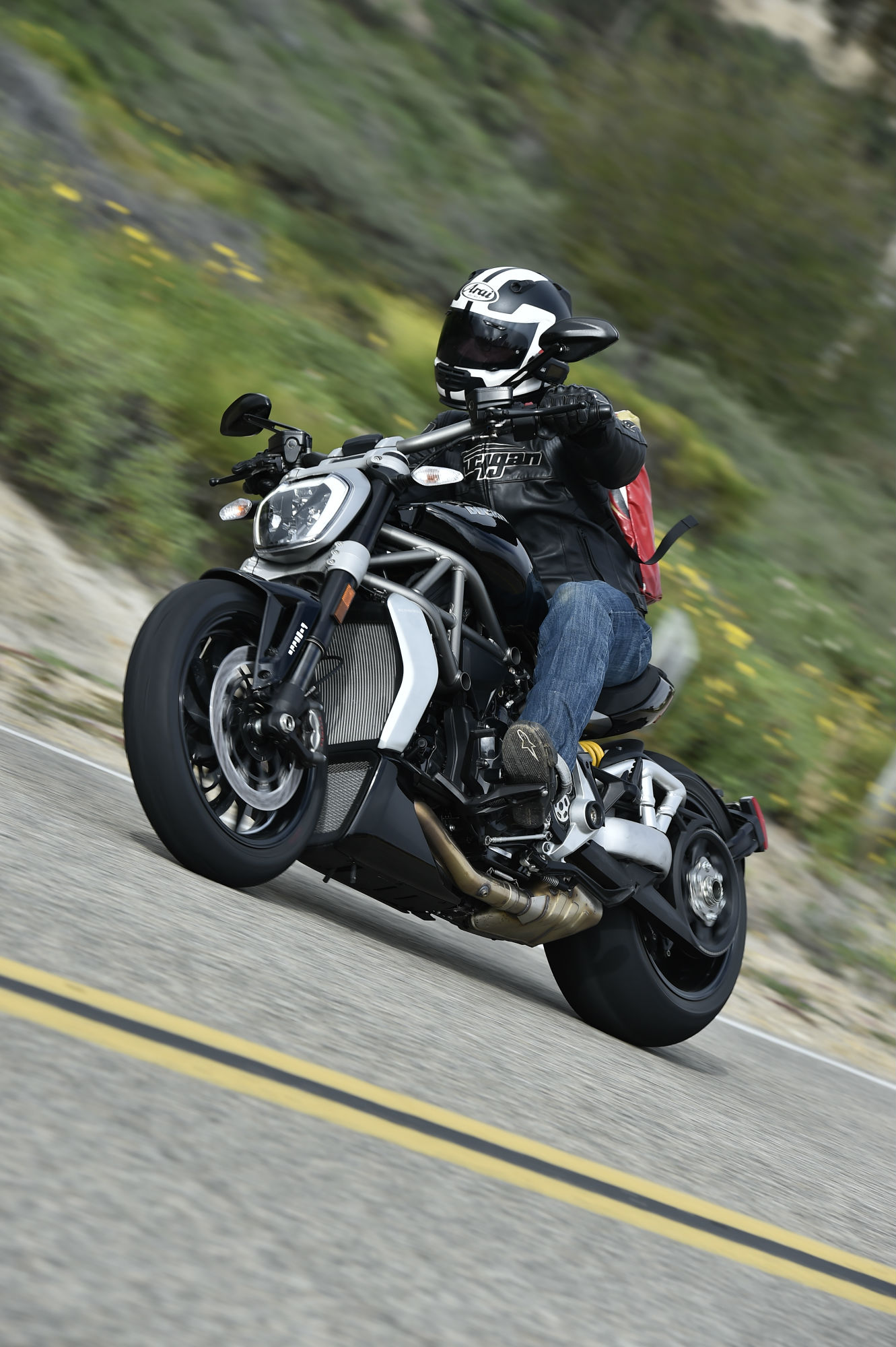 First Ride Ducati Xdiavel S Page 1 Visordown