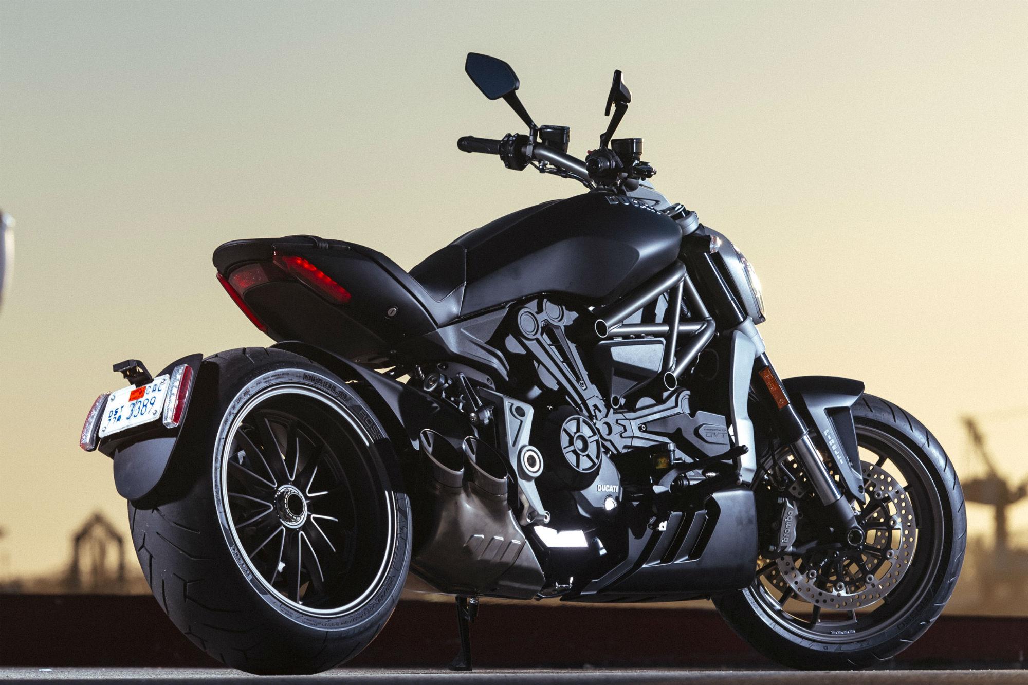 Ducati Engine Specs
