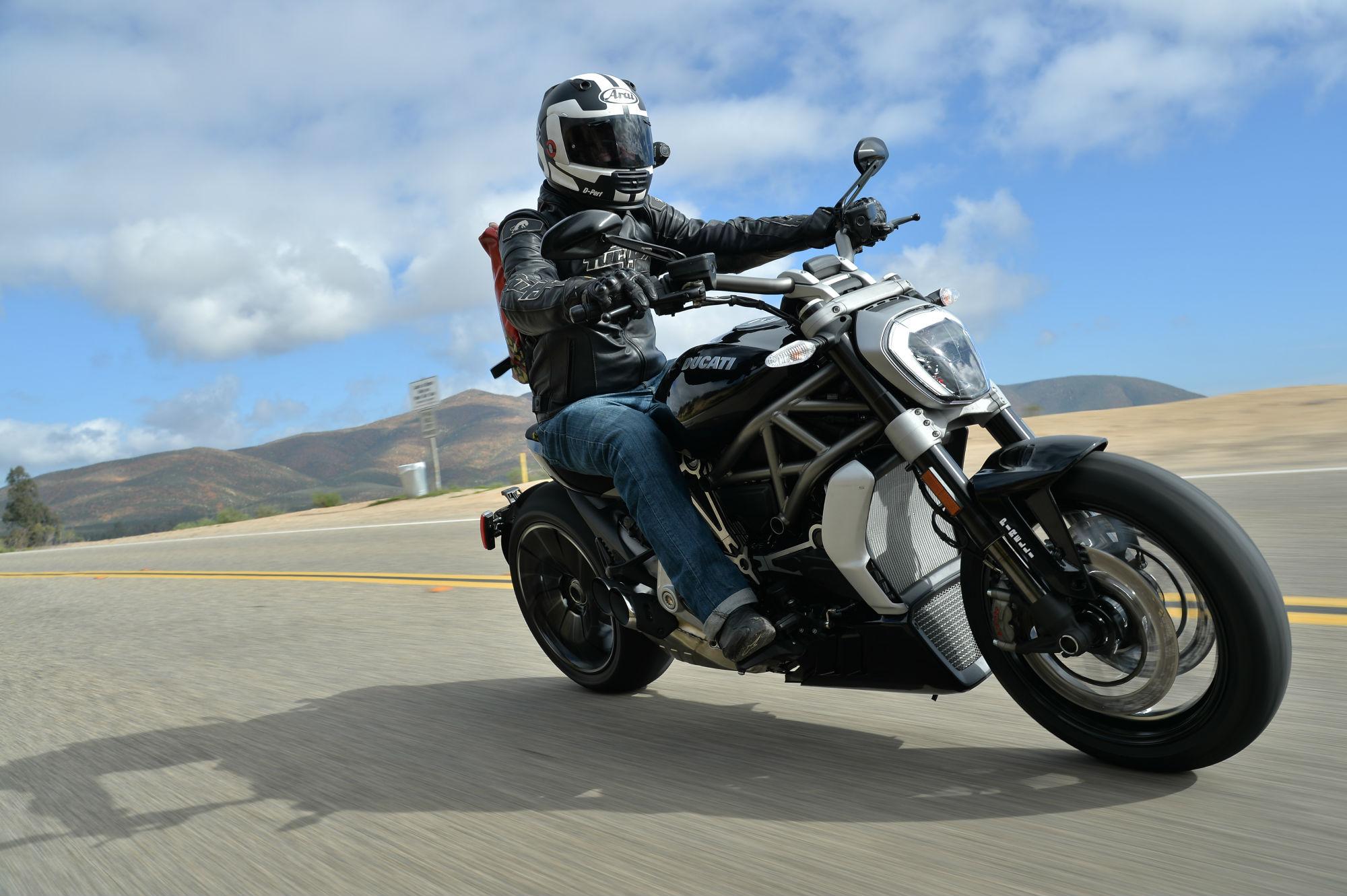 Ducati Srs Engine