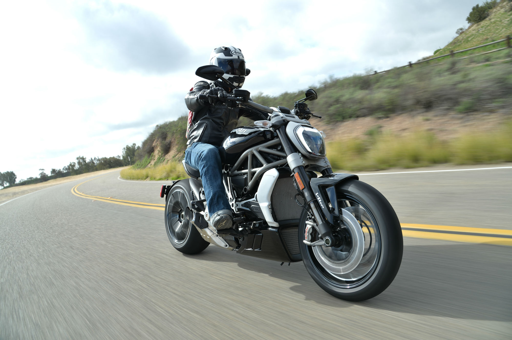 First ride: Ducati XDiavel S review